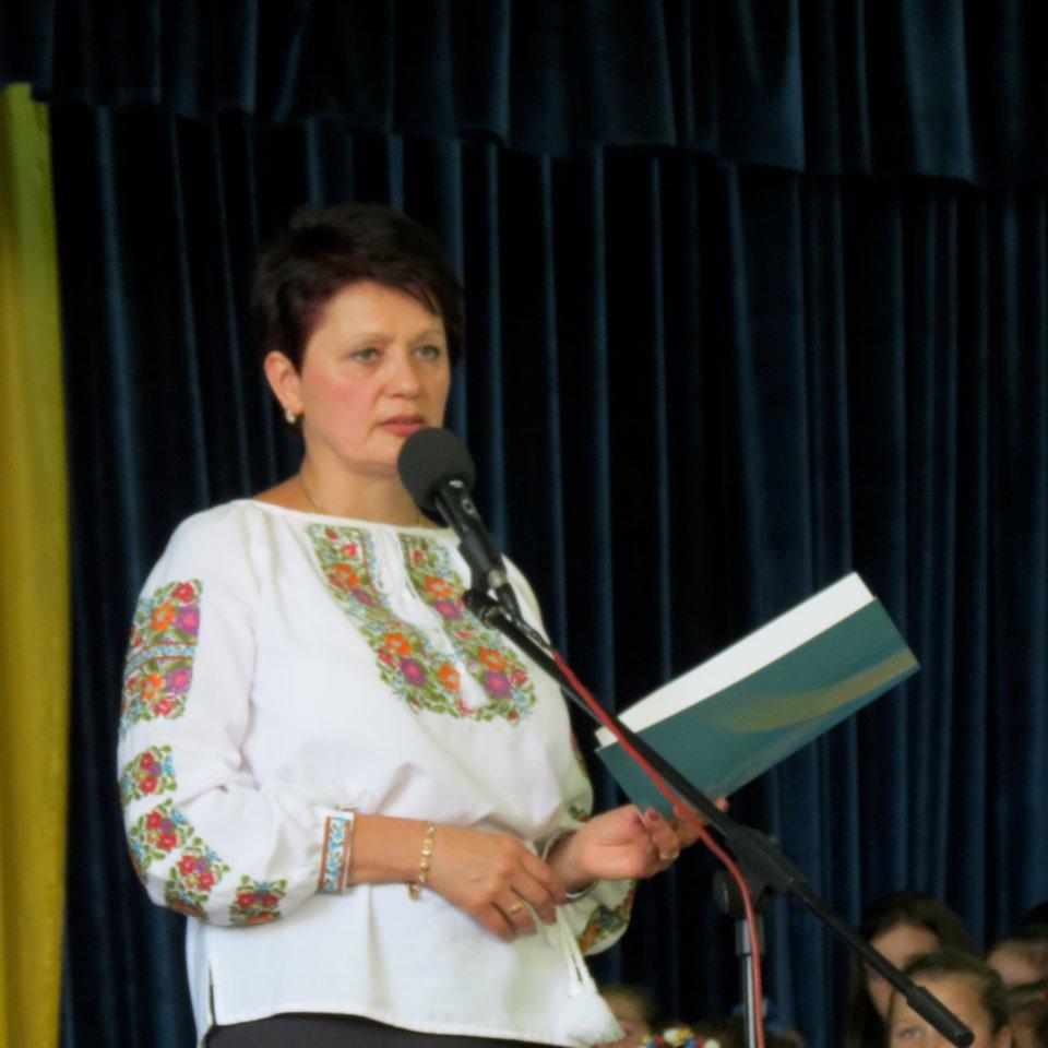 Yaroslava Karkach Novokalynivska OTH