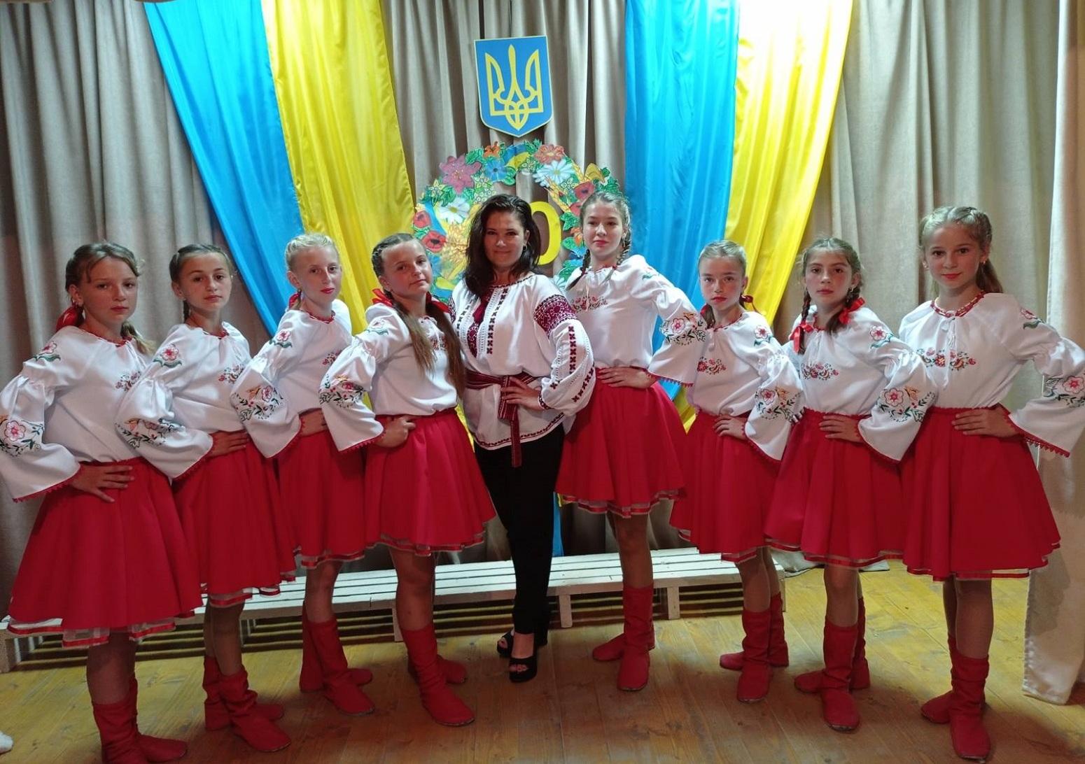 NOVOKALYNIVSKA TH Z NAHODY SVIaTKUVANNIa 30-Yi RIChNYTsI DNIa NEZALEZhNOSTI UKRAINY