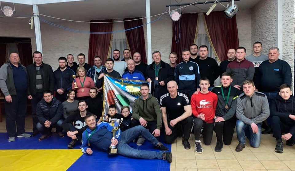 Spartakiada Novyi Kalyniv 2021
