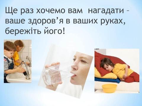 Profilaktyka kyshkovykh infektsii