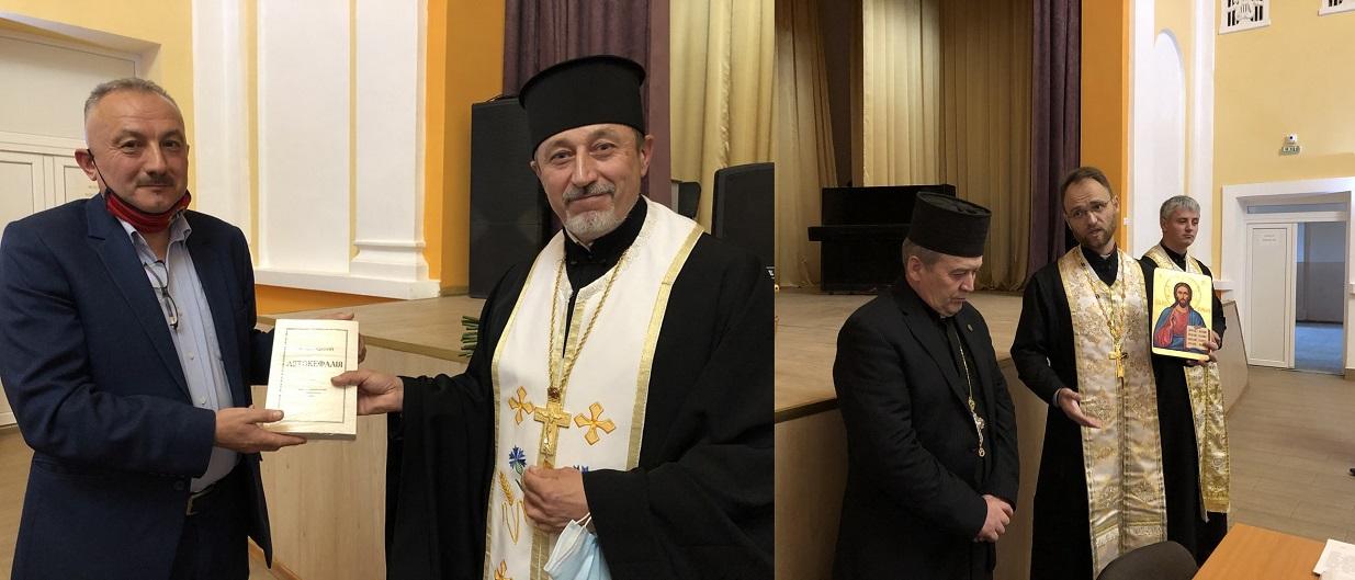 Persha sesiia Novokalynivskoi OTH