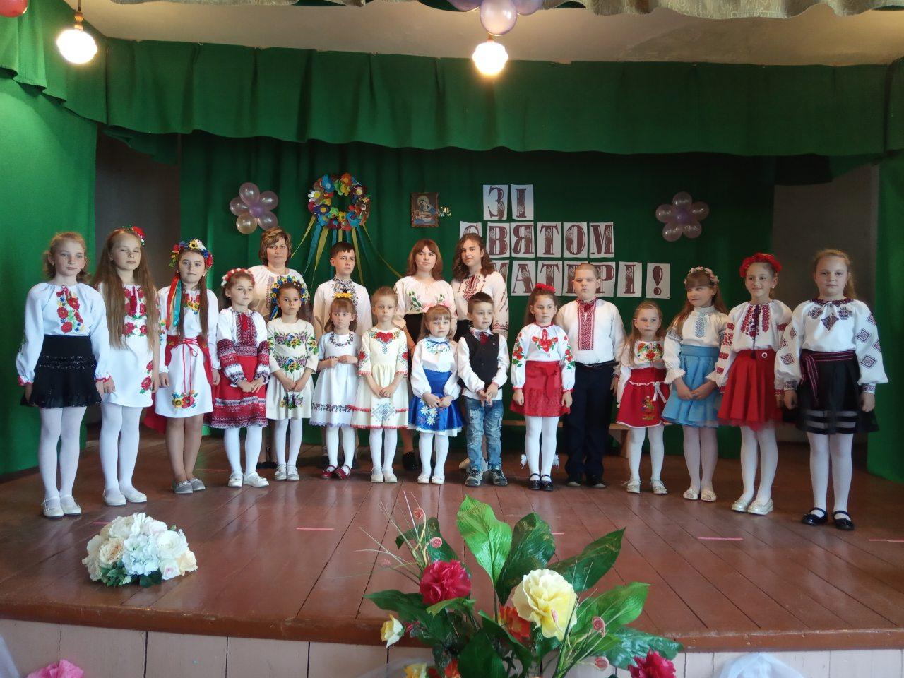 Novokalynivska OTH, kultura, s. Kalyniv, Den Materi_1.jpg