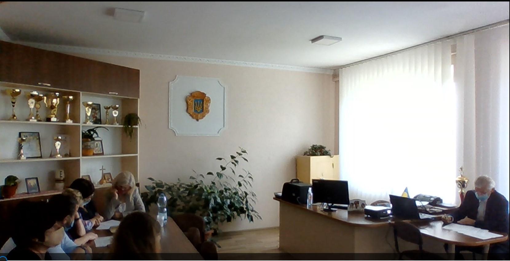 Konkurs dyrektor shkoly Dubliany