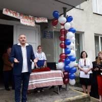 Міський голова Богдан Юзвяк Гординянська СЗШ І-ІІ ст.