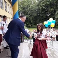 Міський голова Богдан Юзвяк Корналовицький НВК