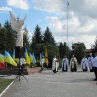 Молебен за Україну у смт. Підволочиськ
