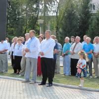 Святкування Дня Незалежності  України  у смт. Підволочиськ