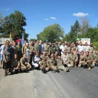 Колективне фото учасників акції