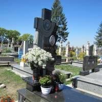 могила Воробля Івана в с. Кам'янки