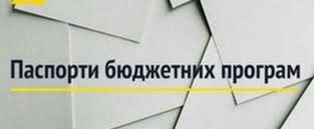 Внесення змін до паспортів бюджетних програм на 2021 рік від 08.04.2021 року