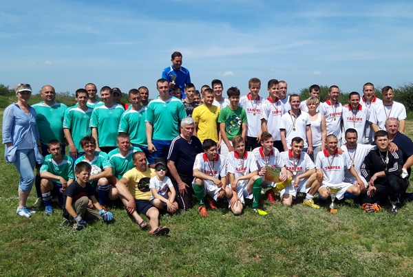 Турнір з футболу на Кубок «Бердянського району»