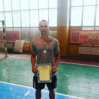 Мазур Іван -призер(2 місце) у відкритому чемпіонаті Запорізької області з гирьового спорту серед юнаків