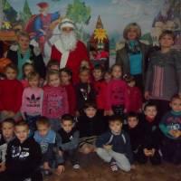 Дитячий ранок « Святий Миколаю -тебе ми чекаєм!»