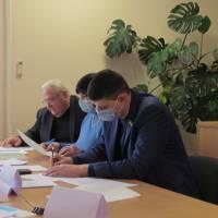 Лічильна комісія: Олександр Морозов, Іван Банделюк, Людмила Щеглова