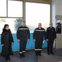 Вільнянські рятувальники отримали новий пожежно-рятувальний автомобіль