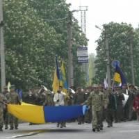 День Перемоги у Вільнянську - 2019
