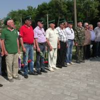 День прикордонника у Вільнянську - 2019