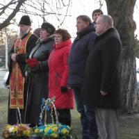 У Вільнянську вшанували пам'ять жертв голодомору в Україні 2019