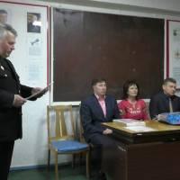 Вільнянська міська рада привітала рятувальників с професійним святом! (17.04.2019)