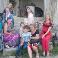 Поїздка в Лядівський скельний монастир
