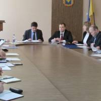 Засідання Колегії Кам'янка-Бузької районної державної адміністрації