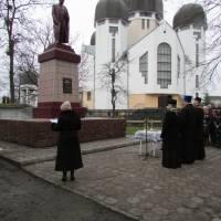 Громадське віче з нагоди вшанування пам'яті Т. Г. Шевченка