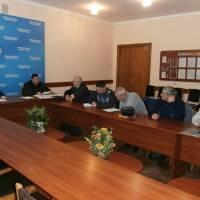 Засідання комісії районної ради