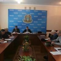 Засідання президії районної ради