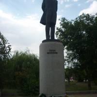 Звенигородка-пам'ятник_Шевченкові-