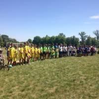 Свято футболу у Іваньківській громаді