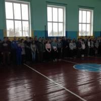 Найспортивніше село 12.02.2017 року с.Чорна Кам'янка