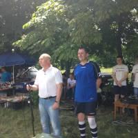 Змагання з футболу на Кубок Іваньківської сільської ради