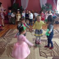 Міжнародний день захисту дітей у ДНЗ Веселка
