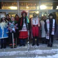 Різдво 2017 в с.Іваньки с.Тимошівка