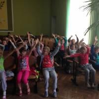 Свято до Міжнародного дня захисту дітей у пришкільному таборі Калинка