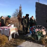 Заходи до дня пам'яті жертв голодомору