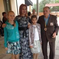 95-річний ювілей ветерана ВВВ Яременка С.Г