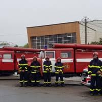 добровільні пожежні дружини