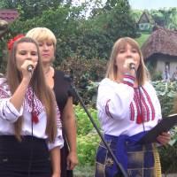 Урочисте підняття Державного Прапору України (площа біля селищної ради) 3