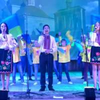 Урочистий концерт з нагоди Дня Незалежності України (селищний Будинок культури та дозвілля) 7