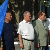Святкування Дня Прапору України в смт.Веселе