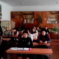 зустріч П.М.Кіяшко з колективом  КЗ