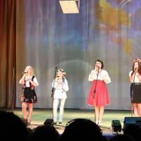 Виступ учасників вокальної студії 1