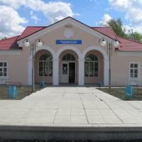 залізнична станція Ново Веселе