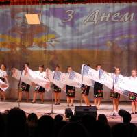 Танцювальна композиція- танцювальний колектив  Статус