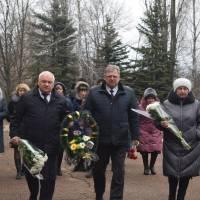 До Дня вшанування учасників ліквідації наслідків аварії на Чорнобильській АЕС