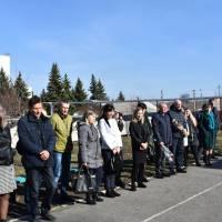 Відзначення 206-ї річниці від дня народження Тараса Шевченка