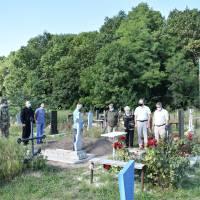 День пам'яті захисників України, які загинули в боротьбі за незалежність, суверенітет і територіальну цілісність України