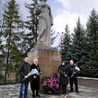 77 - річчя визволення Великобурлуччини