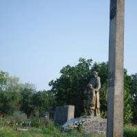 Пам'ятник загиблим воїнам ВВВ